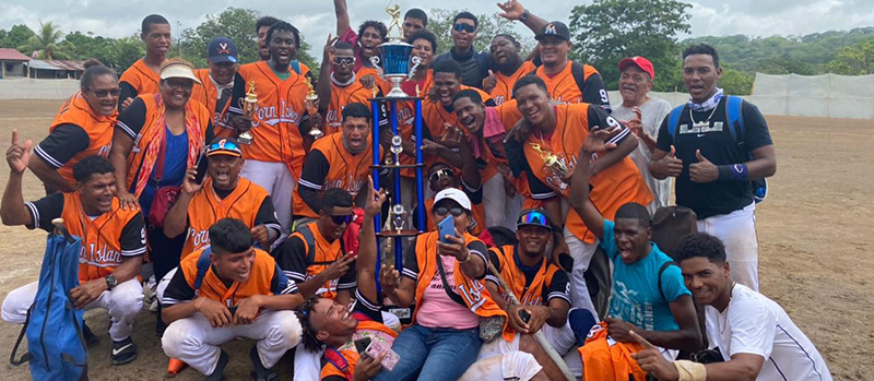 Corn Island campeón del Caribe
